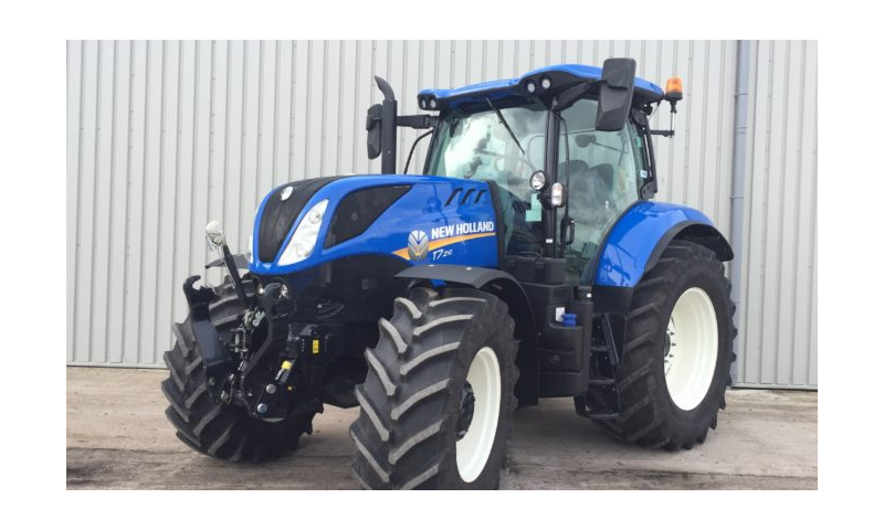 New Holland T7.210 (Ex-Hire)