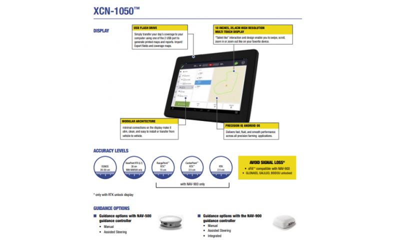 xcn-1050